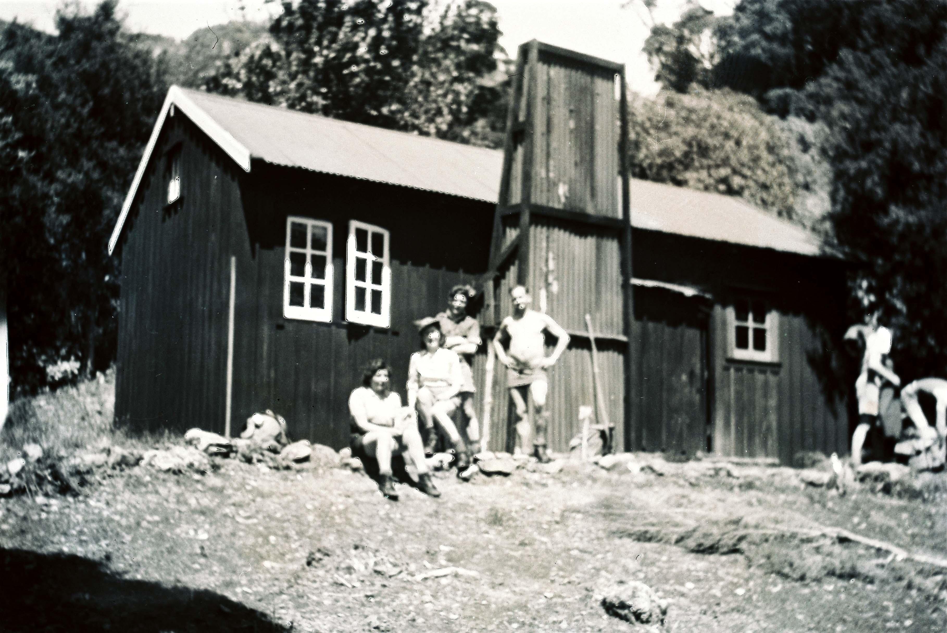 Waerenga Hut 1934
