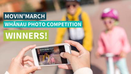 Whānau Photo Competition 2021 Winners