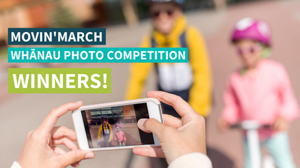 Whānau Photo Competition 2021 Winners