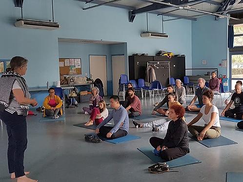 Session 3 - Techniques chinoises du souffle. Respiration et mouvement