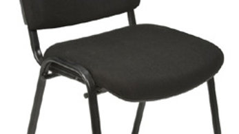 Stakable Fabric Visitor Chair