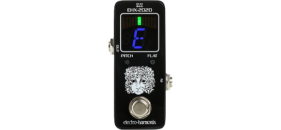 EHX - 2020 Tuner Pedal - Chromatic Tuner Pedal