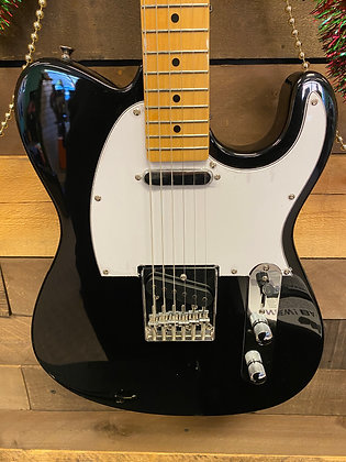 Tagima Woodstock Series Telecaster in Black
