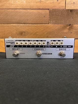 Used Dapper Mini Multi Effects Pedal