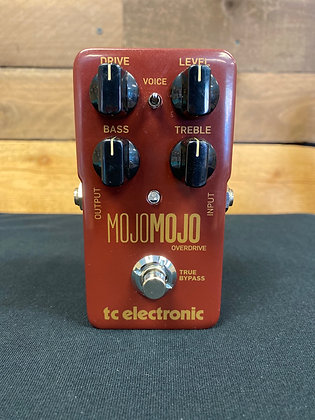 Used TC Electronic MojoMojo Overdrive