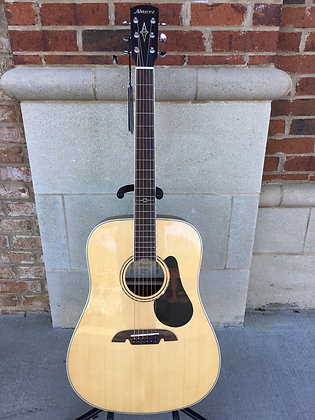 Alvarez AD60 Dreadnaught Acoustic