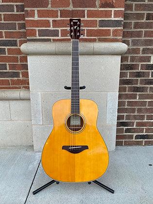 Yamaha FG-TA Trans Acoustic