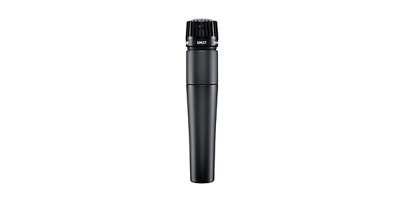 Shure SM57-LC Instrument Mic