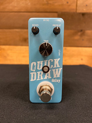 Outlaw Effects Quick Draw Delay