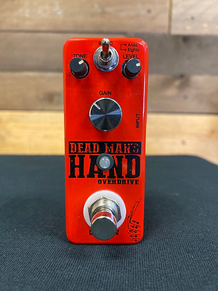 Outlaw Effects Dead Man's Hand 2-Mode Overdrive
