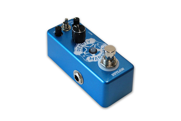 Outlaw Effects Deputy Marshal Distortion Pedal