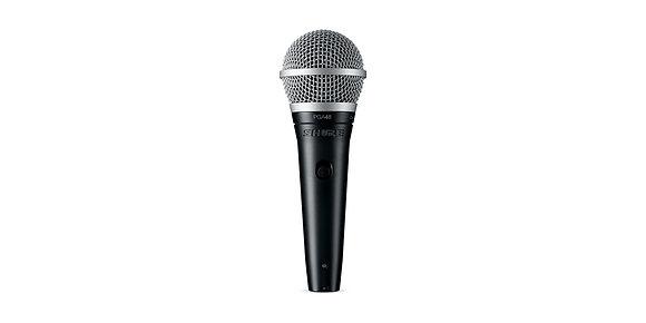Shure PGA48-XLR Vocal Mic