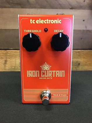 TC Electronic Iron Curtain Noise Curtain