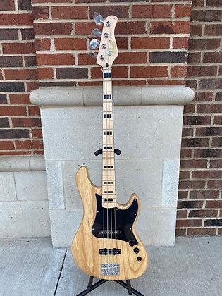 Cort GB54JJ-NAT Jazz Bass