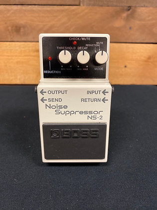 Used Boss NS-2 Noise Suppressor Pedal