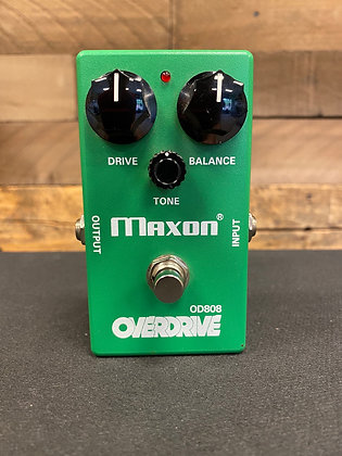 Used Maxon OD808 Overdrive