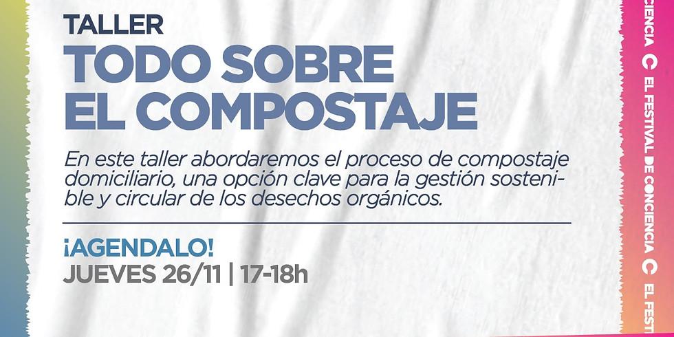 El festival de conciencia - Taller: todo sobre el compostaje