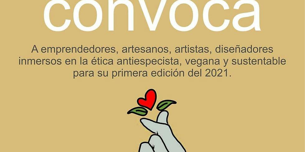 """InvasiónVeg 2021 """"Evento Cultural Antiespecista"""" Rosario - Santa Fe."""