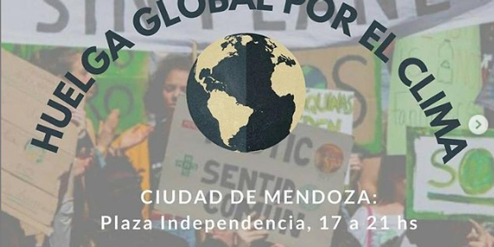 👑 7° Movilización mundial por la crisis climática y Ecológica: Mendoza