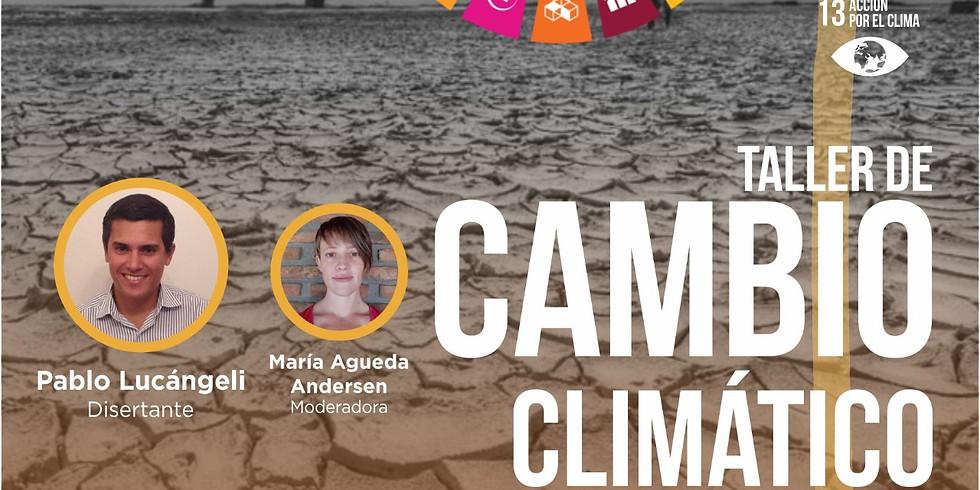 Taller de Cambio Climático: una mirada sistémica