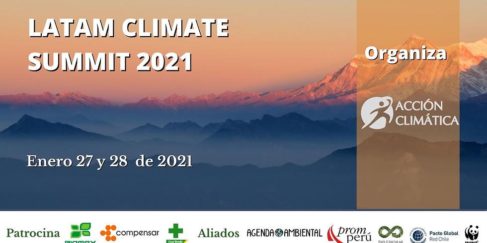 👑 LATAM CLIMATE SUMMIT 2021