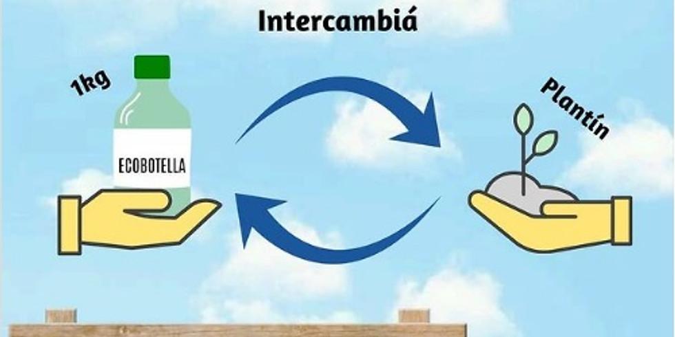 """Eco - Canje """"En colaboración a un próximo emprendimiento sustentable"""""""