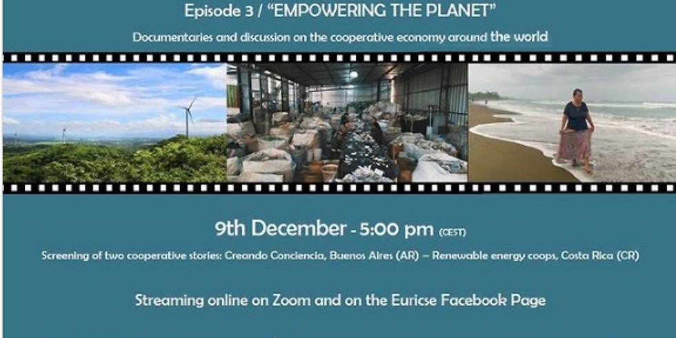 "Coop cinema Episode 3 ""Empowering the planet"""