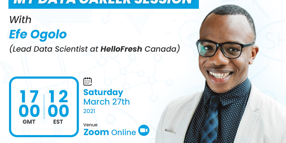 My Data Career Session