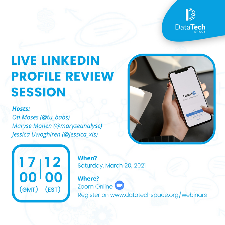 LinkedIn Profile Review Session