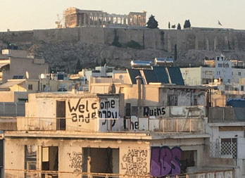 Learning from Athens: Lessons in Art & Food
