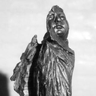 FALLEN ANGEL 4, bronze