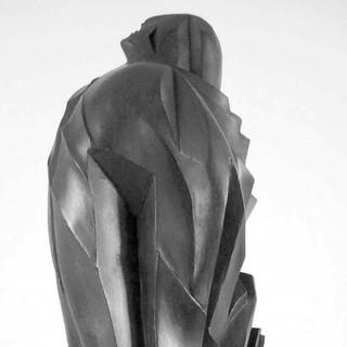 Martyr, bronze
