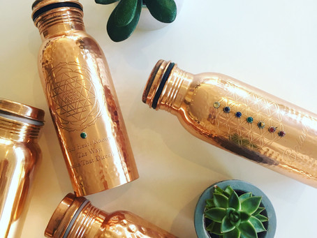 Copper for healthy and fresh water!