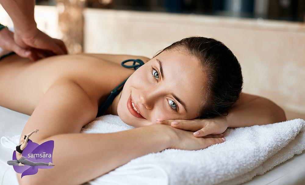 Ayurveda Massage Therapeutic Benefits
