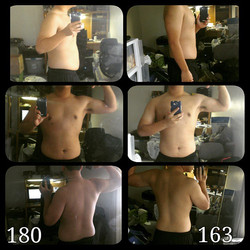 10 Week progress from Fat Adapted Academ