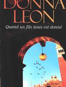 Quand un fils nous est donné / Donna Leon