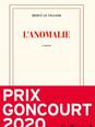 L'anomalie / Hervé Le Tellier