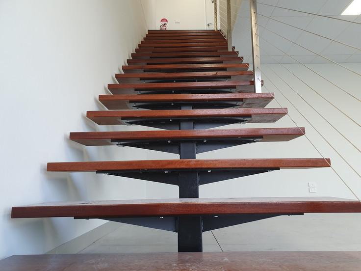 66 Willandra - Staircase