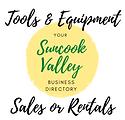 scvbd Equipment & Tool Sales or Rentals.