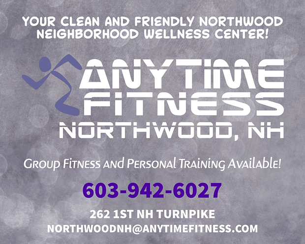 Anytime Fitness Northwood AD - Use this