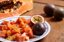 Papaya & Passionsfrucht