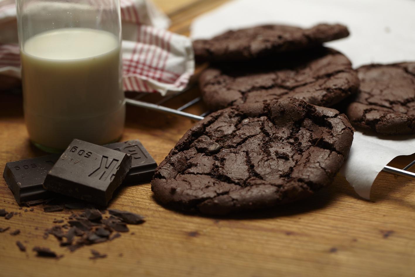 Friedas hausgemachte Schokocookies