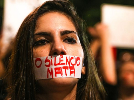 Are you up to date with the situation in Brazil regarding femicides?
