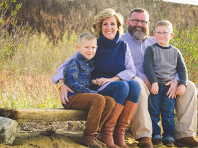 annapolis maryland photographer | a jonas green park family session | the purvis family
