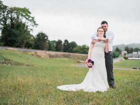 western maryland photogrpaher   a smithsburg wedding   michelle + nathan