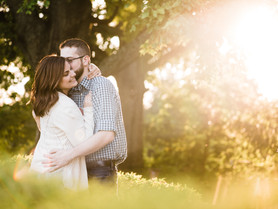 southern maryland photographer   a southern maryland engagement  abi + tom