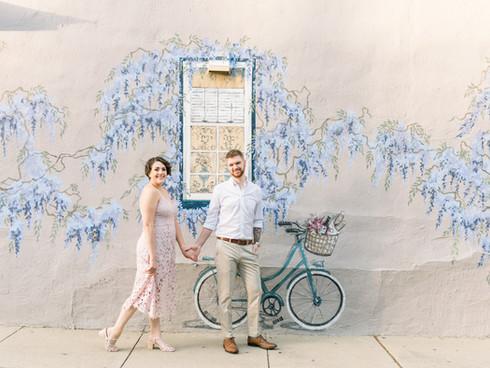Downtown Annapolis Engagement Session | Annapolis Wedding Photographer | Chris + Jocelyn