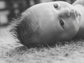baltimore maryland photographer | a newborn lifestyle session | colin