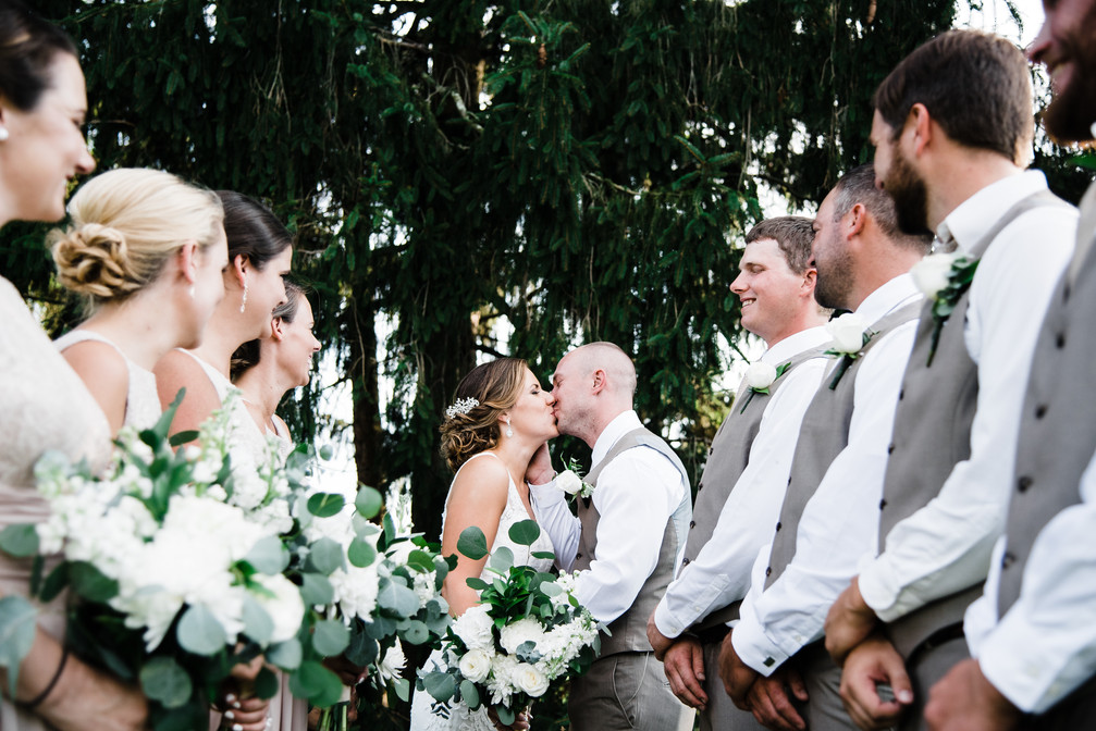 baltimore maryland photographer | a montagu meadows wedding | erin + shaun