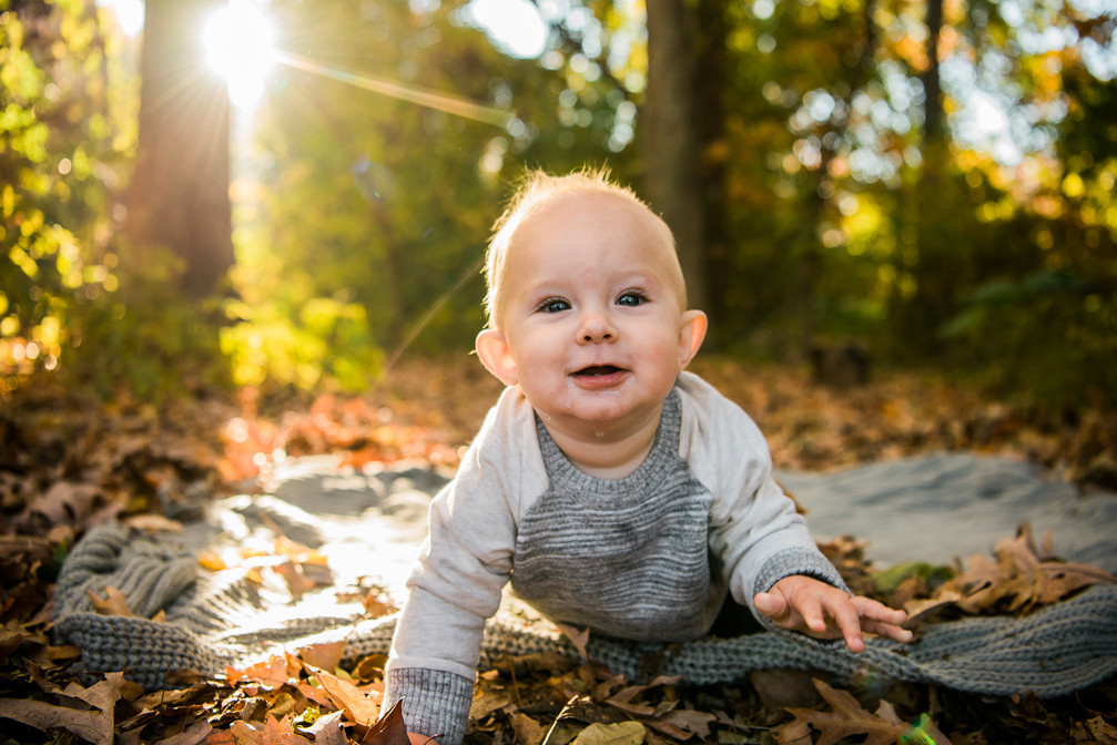 annapolis maryland photographer | a down's park family session | the schnieder family